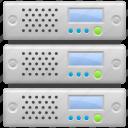 data, data storage, database, security, server, technology icon