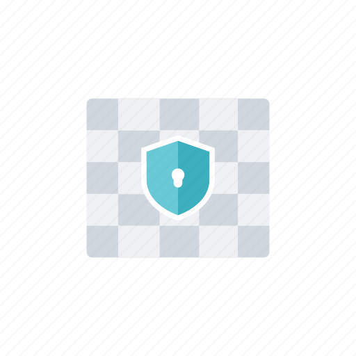 data, firewall, network, protection, secure, security, shield icon
