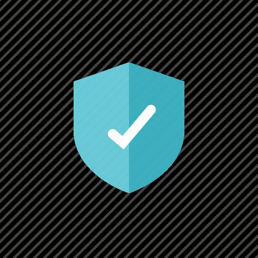 data, guarantee, safe, secure, security, successful icon