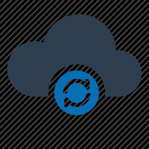 backup, dataserver, sync icon
