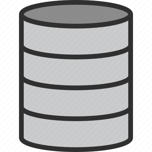 data, database, storage icon