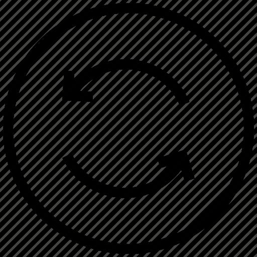 Refresh, reload, sync, synchronization, synchronize, update icon - Download on Iconfinder