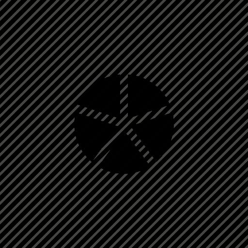 data, fifth, pie icon