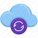 cloud, cloud computing, data, interface, multimedia, storage, upload icon