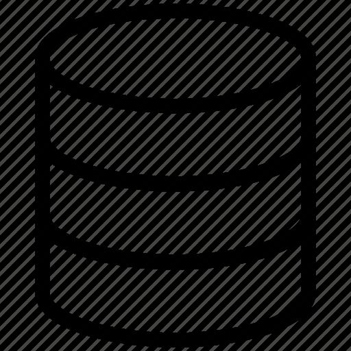 Data, database, hosting, server, storage icon - Download on Iconfinder