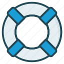 lifetube, protection, safe, secure icon