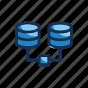 database, join, server, storage