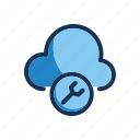 manintenance, cloud, storage, data