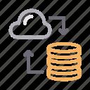 cloud, database, datatransfer, filesharing, storage