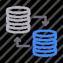 data, database, filesharing, server, transfer