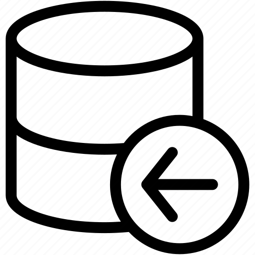 database logout, logout, mysql logout, signout icon