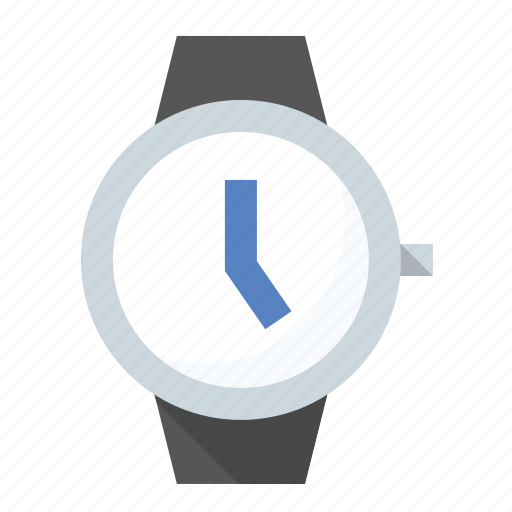 date, time, watch, wristwatch icon