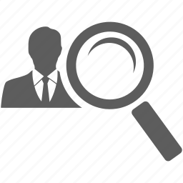 find, for, magnifying, male, man, men, search, zoom icon