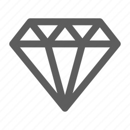 diamond, diamonds, jewel, jewelry, ring icon