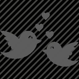flirt, heart, love, valentine icon