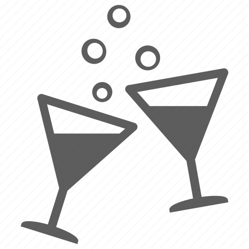 alcohol, champagne, drink, glass, glasses, wine icon