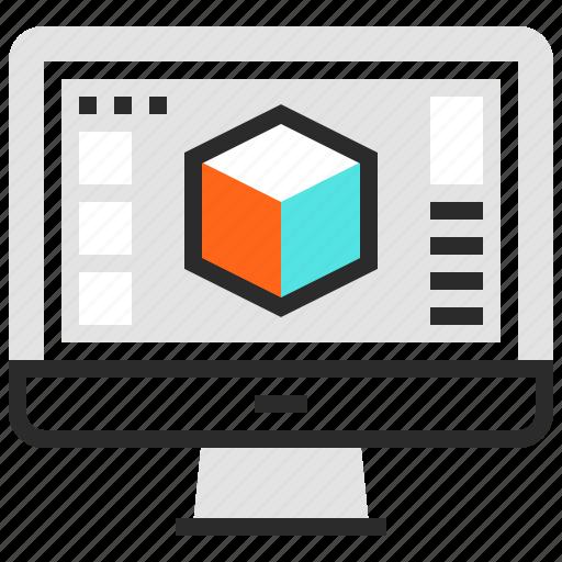 App, application, computer, design, development, program, software icon - Download on Iconfinder