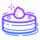 bakery, cake, party, sandwich icon