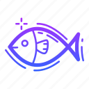 fish, food, sea, tuna icon