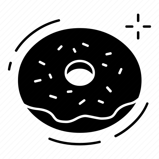 bakery, bread, chocolate, donut icon