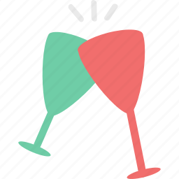 alcohol, celebrate, cheers, drink, wine icon