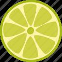 food, fruit, green, healthy, lemon, lime