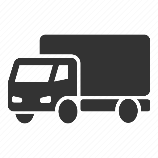 delivery, logistics, lorry, shipping, transportation, truck icon