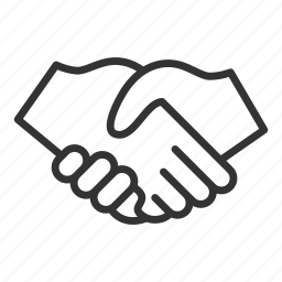 agreement, business, deal, handclasp, handshake, partnership icon