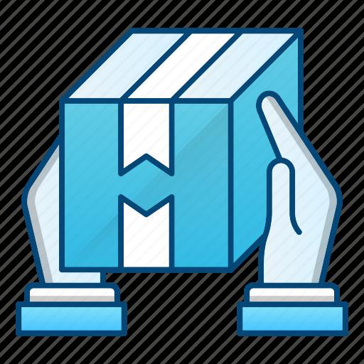 courier, delivery, logistics, parcel, service icon