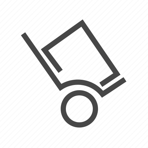 delivery, package, shipping, transport, travel, truck, vehicle icon