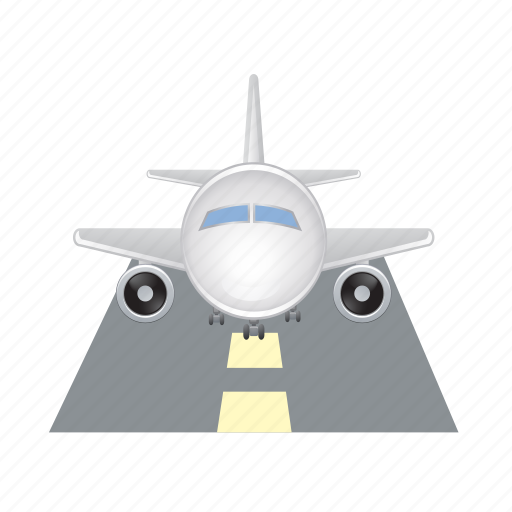 airplane, airport, flight, plane, travel icon