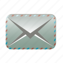 email, mail, message, open, send icon
