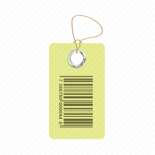 barcode, label, price, sale, tag icon