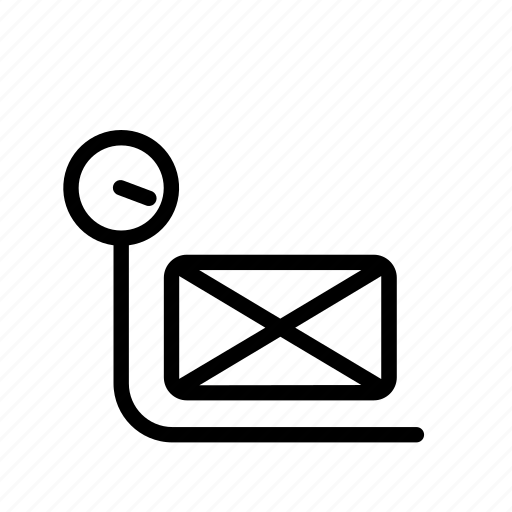 box, delivery, package, package weight, weight icon