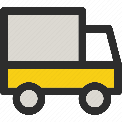 car, delivery, shipping, shopping, transport, van, vehicle icon