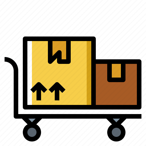 Cart, commerce, delivery, online, shopping, store icon - Download on Iconfinder