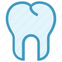 crack, dental teeth, dentist, stomatology, tooth icon