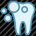 damage teeth, dental pain, hygiene, infected teeth, molar, stomatology icon