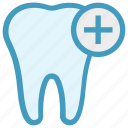 dental, dental add, dental hygienist, dentist, plus sign, stomatology icon
