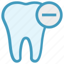 care, dental, hum, minus, remove, tooth