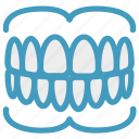 care, dental, dentistry, gums, oral, teeth icon