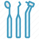 dental, dentist, dentist tool, pharmacy tool, surgery, surgery tool icon