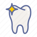 clean, dental, dentist, medical, oral, tooth icon