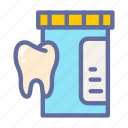 dental, dentist, medical, medicine, oral, tooth icon