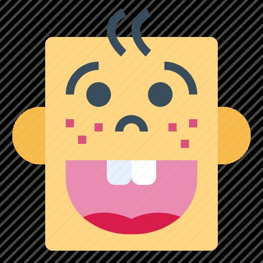 Baby, dental, kid, medical, teeth icon - Download on Iconfinder