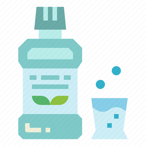 Cleanliness, hygiene, mouthwash, tooth icon - Download on Iconfinder