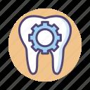 dental, dental checkup, dental service, service, tooth icon