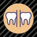 dental, gap, teeth, teeth gap, tooth