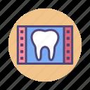 dental, tooth, x ray, xray