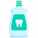 clean, dental, fresh, hygiene, liquid, mouthwash, tooth